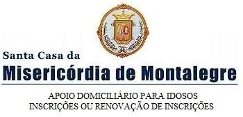 Estão abertas as inscrições ou renovação de inscrição para o Apoio Domiciliário a Idosos