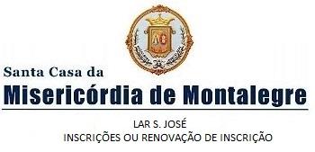 Estão abertas as inscrições ou renovação de inscrição no Lar S. José