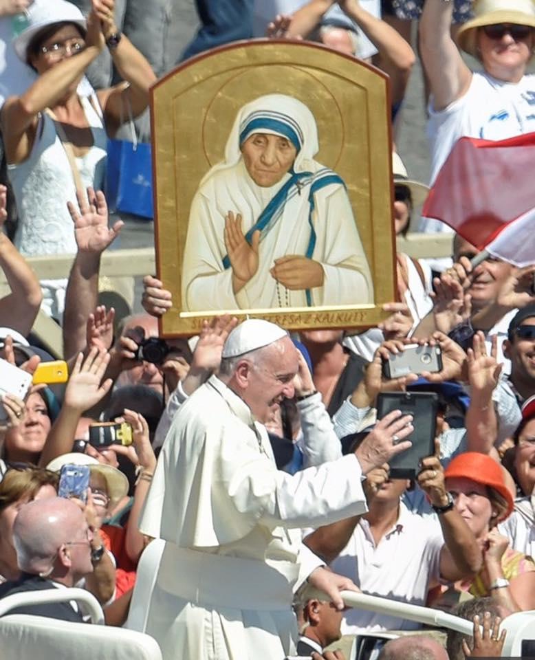 Misericórdia de Montalegre no Vaticano