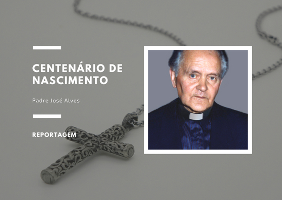 HOMENAGEM AO PADRE JOSÉ ALVES (Reportagem)