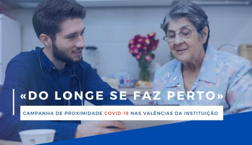 """""""DO LONGE SE FAZ PERTO"""""""