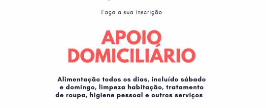 APOIO DOMICILIÁRIO