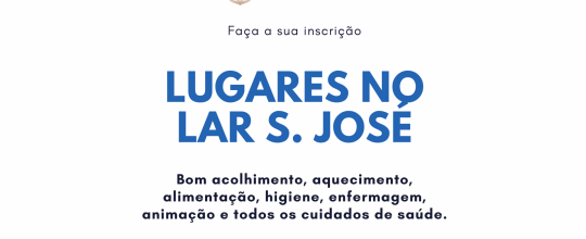 LUGARES NO LAR S. JOSÉ